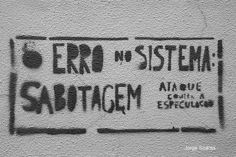 Erro de sistema