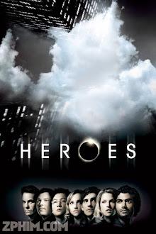 Giải Cứu Thế Giới - Heroes Season 1 (2006) Poster