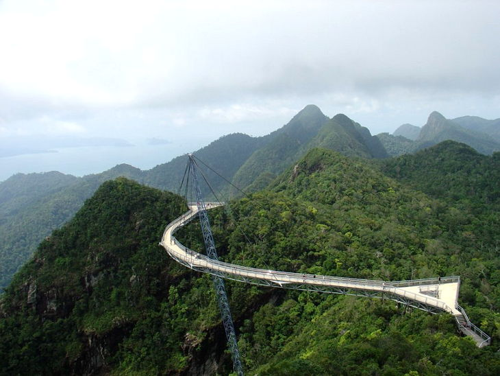 The Sky Bridge