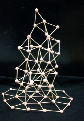 The Helpful Art Teacher Toothpick Sculptures How Art