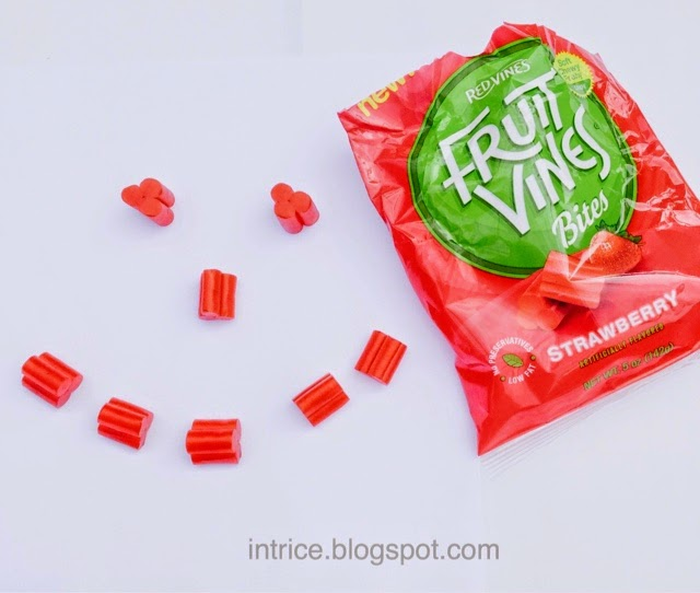Fruit Vines Candy in Strawberry - photo credit: intrice.blogspot.com