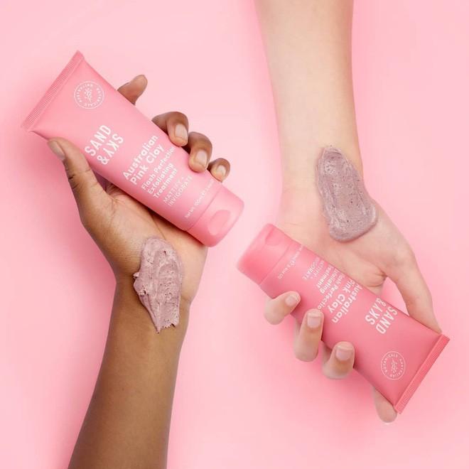 Mặt nạ đất sét Australian Pink Clay Flash Perfection Exfoliating Treatment