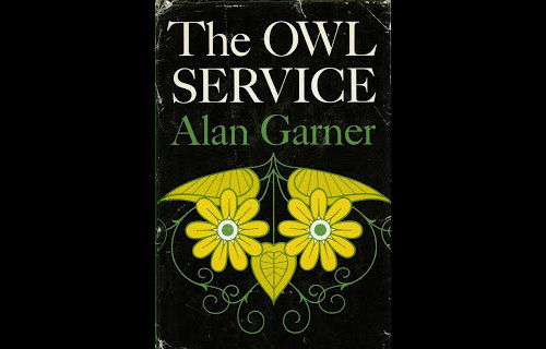 Alan Garner, The Owl Service book cover