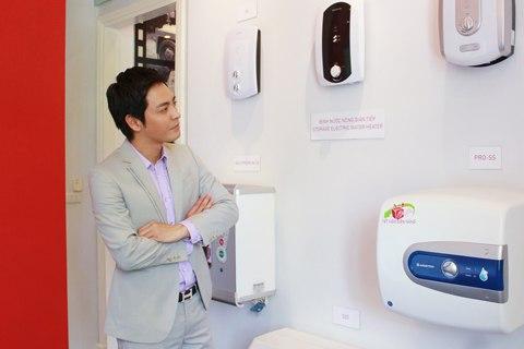 Sửa bình nóng lạnh Ferroli tại nhà Hà Nội