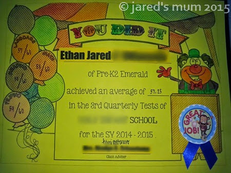 Jared, jared's nook, parenting 101, tot schooling, preschool,  Jared's firsts