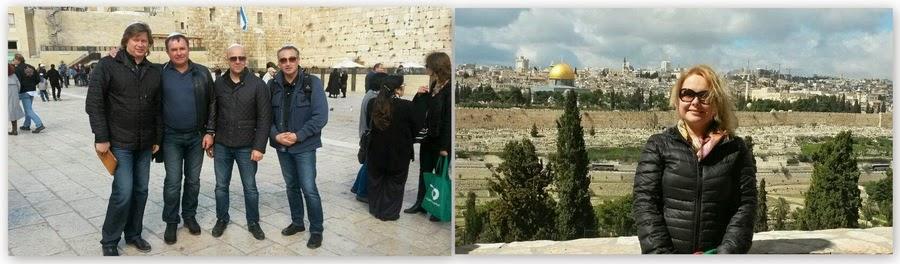Отзыв на экскурсию в Иерусалим гида Светланы Фиалковой