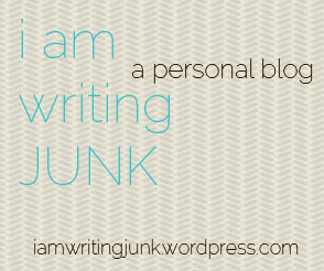 i am writing junk