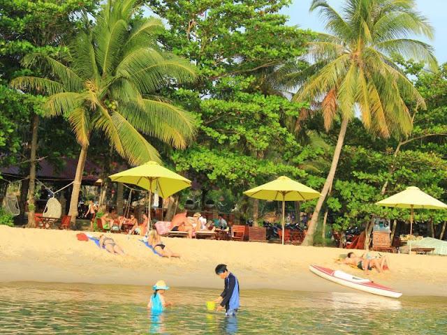 Vũng Bầu Resort Phú Quốc tuyển dụng nhân sự nhiều vị trí tháng 10/2017