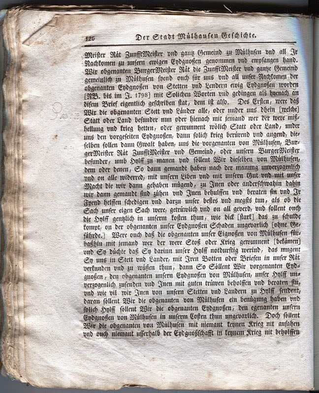 Page 126 de la Transcription de 1817