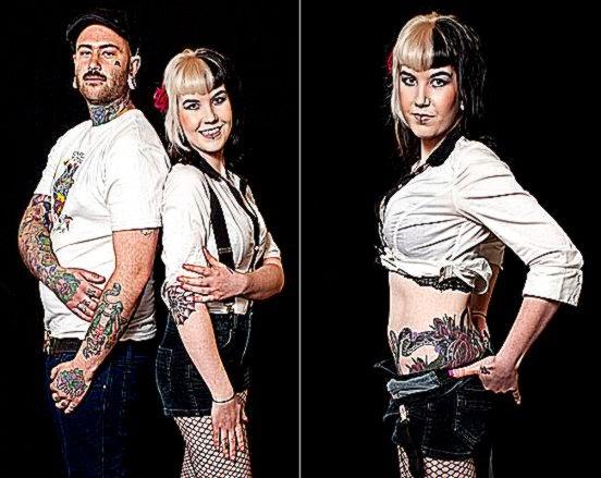 Sydney Tattoo and Body Art Expo 2011  Sydney Tattoo and Body Art