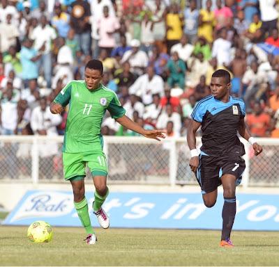 Musa Yahaya, Chidera Eze Arrivals Boost Flying Eagles