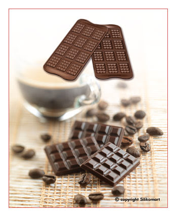 Cetakan Coklat SCG11-Tablette