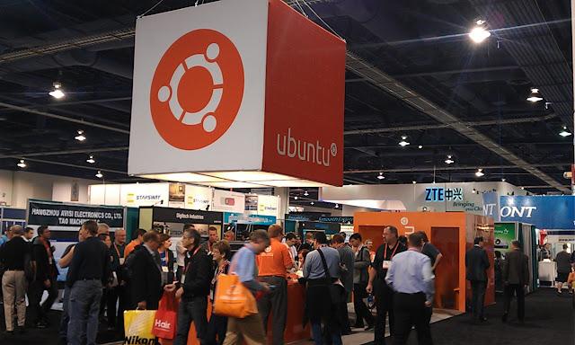 Ubuntu @ CES