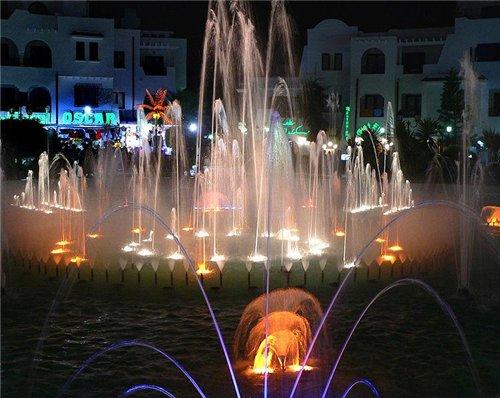 Вечерний Порт-Эль-Кантауи