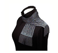 Defined Drape Scarf by Perie Brown