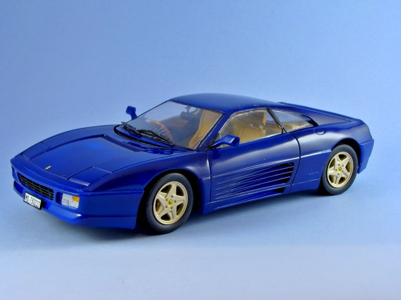 Italeri 1/24th Ferrari 348