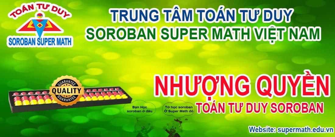 Trung Tâm đào tạo toán Soroban Tại Biên Hoà