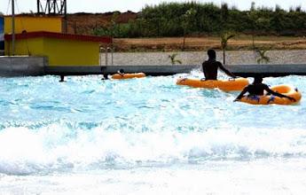 Tinapa water park
