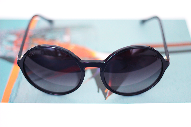 New in: Chanel sunnies