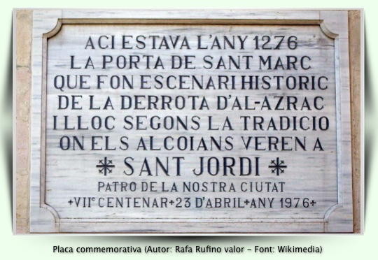 Làpida Commemorativa