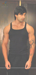 Television Actor Karan Singh Grover Tattoos