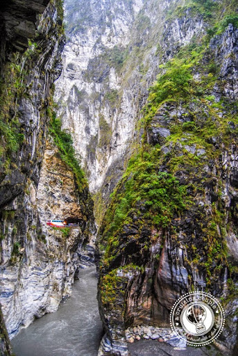 The Steep Cliffs of Taroko Gorge, Taiwan. From A guide to visiting Taiwan's biggest attraction: Taroko Gorge