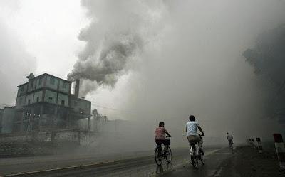 Китайцы готовы покупать чистый воздух
