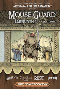 Mouse Guard, Labyrinth, and Other Stories