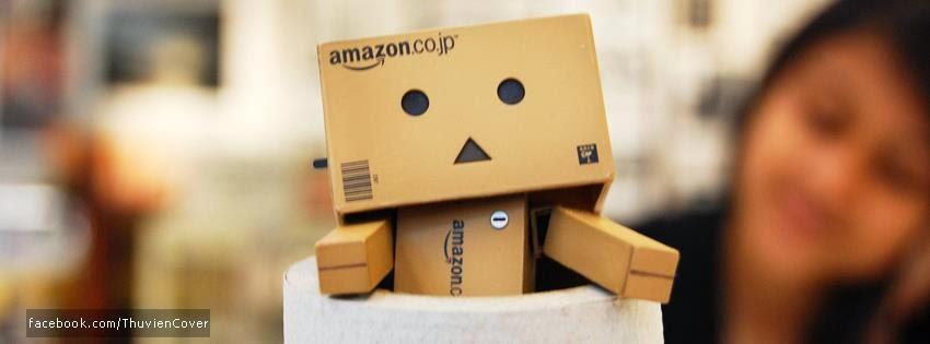 Ảnh bìa robot danbo