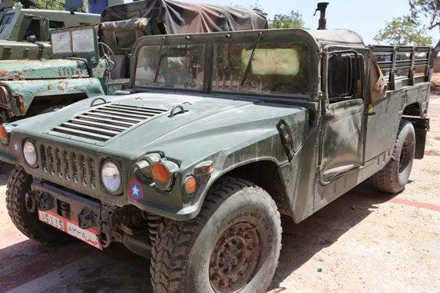 Armée Somalienne / Military of Somalia IMG_2302
