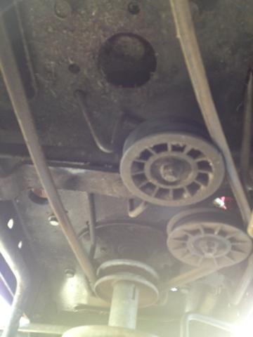 Craftsman Mower Drive Belt Tyres2c