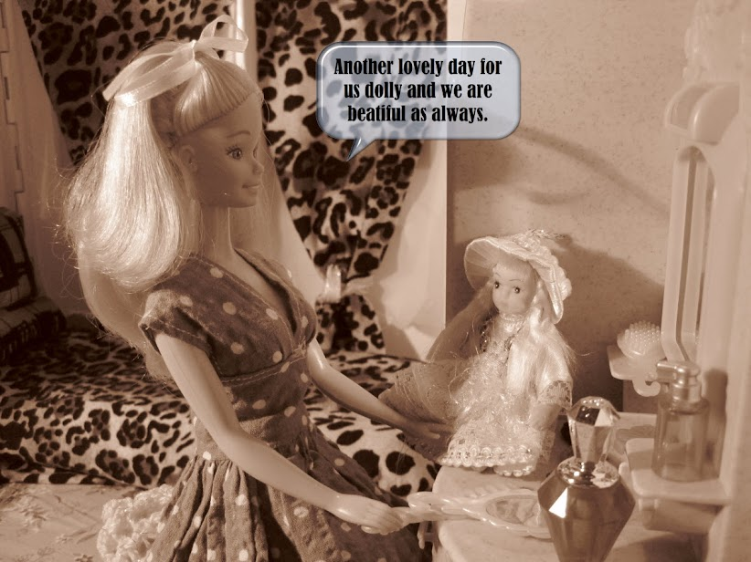 IRENgorgeous: Barbie story - Page 5 10