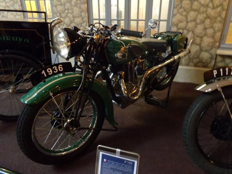 Musée de l'aventure Peugeot à Sochaux DSC01228