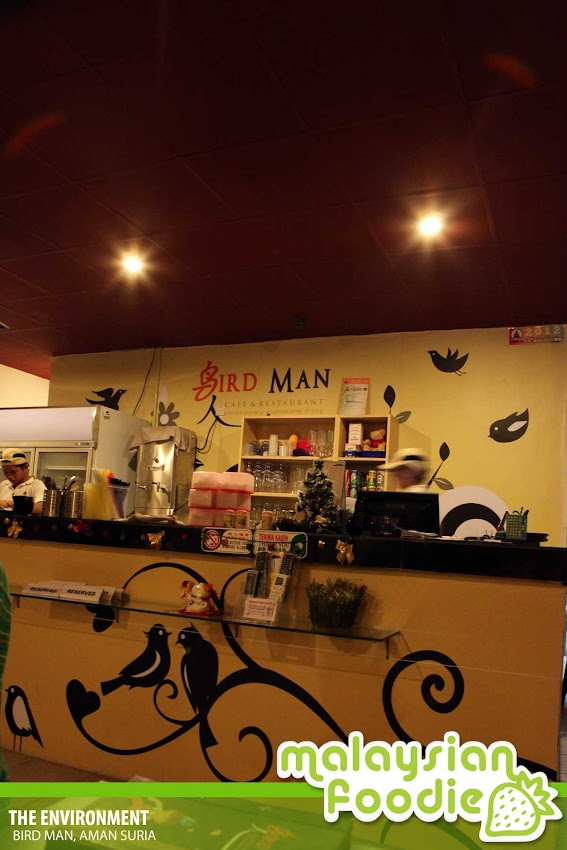 BIRD MAN RESTAURANT, AMAN SURIA