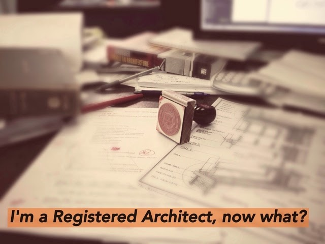 I Am A Licensed And Registered Architect. Now What? Though The Exams  Experience Was Challenging, I Am Grateful For The Experience. It Expanded  My Knowledge ...