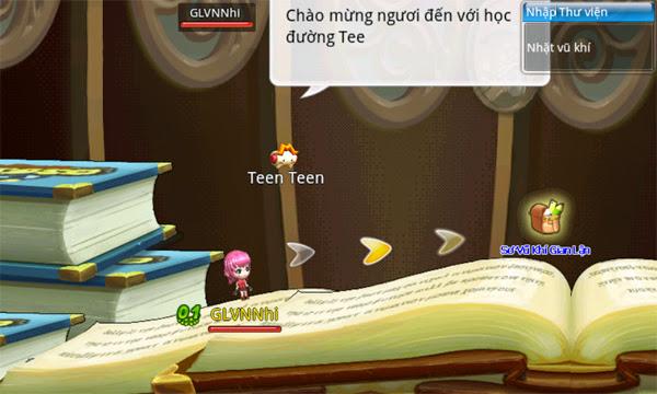 Teen Teen bước vào giai đoạn thử nghiệm Closed Beta 6