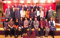 2014年12月28日,在海逸皇宮酒樓擺「慶功宴」,繼續紅寶石禧餘慶。
