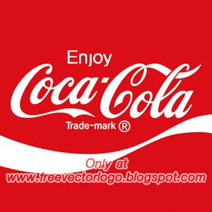 Coca cola logo vector