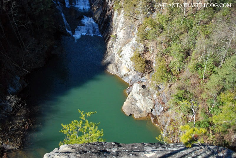 Ущелье Таллула в штате Джорджия