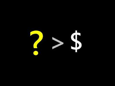 做個不再追錢的人