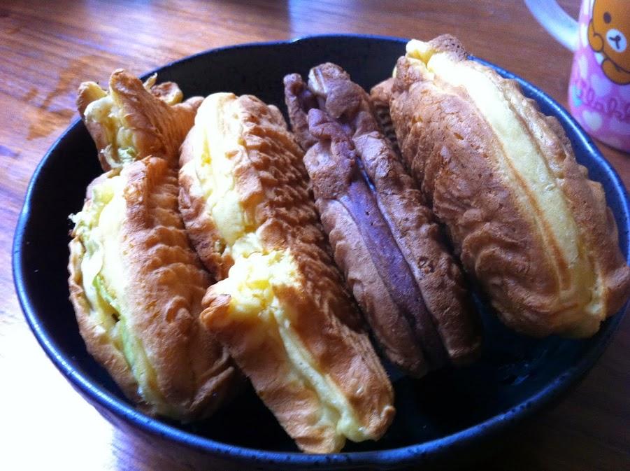 taiyaki kurikoan