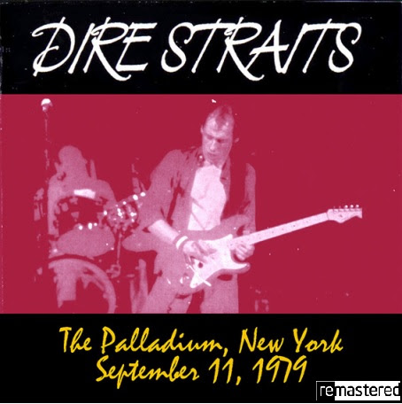 Dire Straits - Palladium, New York City, 11 September 1979