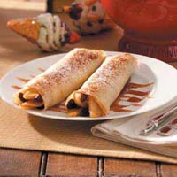 Thin German Crepes Image
