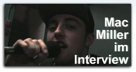 Ein Interview mit Mac Miller - seines Zeichens Rapper ( 1 Video)