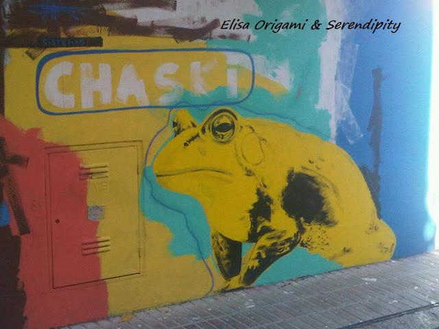 Street Art, Palermo Viejo, Palermo Soho, Buenos Aires, Argentina, Elisa N, Blog de Viajes, Lifestyle, Travel