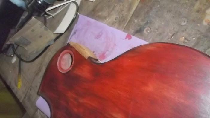 Construção inspirada Les Paul Custom, meu 1º projeto com braço colado (finalizado e com áudio) - Página 5 DSCF1479