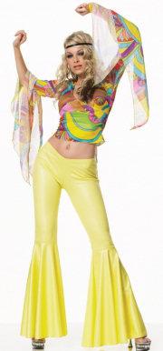 Chiflada de la moda - Moda hippie anos 70 ...