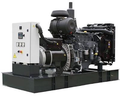 Máy phát điện Deutz 750kva – 2000kva