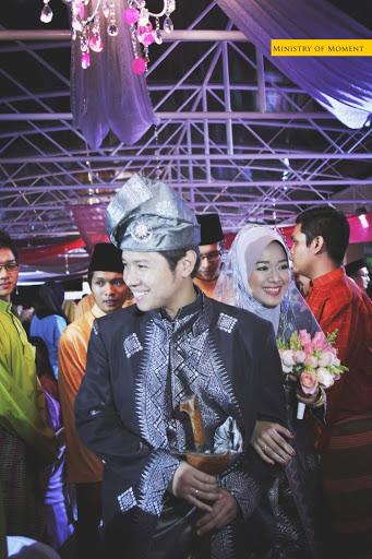 gambar perkahwinan ally iskandar dan farah lee