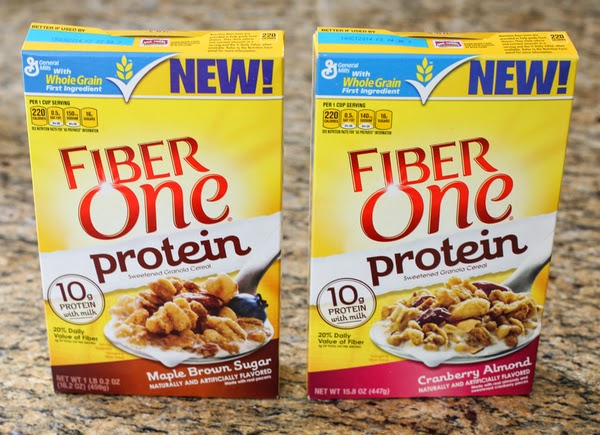 Fiber One Protein Cereal Giveaway